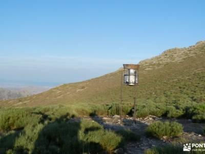 Maliciosa - Luna llena-Nocturna; ruta por carretera senderos club de montaña hacer amistades grupos